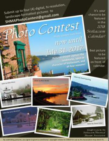 Photo Contest info on Facebook
